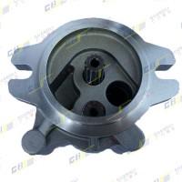 挖掘机配件川崎K3V63齿轮泵 神钢SK100/200-5先导泵/尾泵/辅助泵